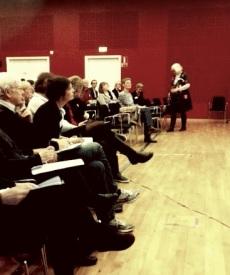 konferenspublik SFIS Foto: Hedija Kodzaga Jasarevic